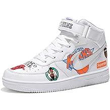 brand new 832fe 7e157 YSZDM Chaussures de Basket-Ball, Haut pour Aider l absorption des Chocs  antidérapant