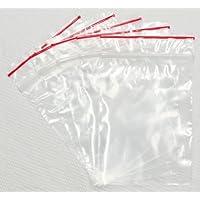 Zip bolsa con cierre a presión Transparente 300x 400mm bolsa de plástico 45µ, gleitvers chluß 100