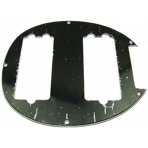 IKN 1Pcs 3ply nero battipenna per mm