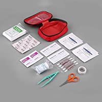 Lovelysunshiny Outdoor Sports Reisen Camping Home Medical Emergency Rescue Erste Hilfe Kit Tasche preisvergleich bei billige-tabletten.eu