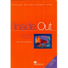 Inside Out: Workbook Pack with Key: Pre-intermediate (Inside Out)