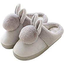 scarpe temperamento qualità stabile migliori scarpe da ginnastica Amazon.it: pantofole - Grigio