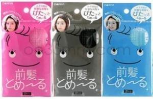 Dariya Cheveux Japonais / Clip Frange magique - 3 pièces