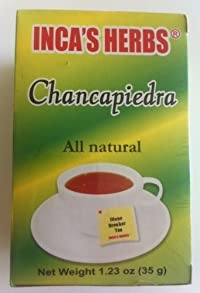 Inca's Herb Chancapiedra - Stone Breaker Tea (Single Pack - 1.23oz) Product of Peru