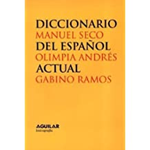 Diccionario del Espanol Actual :2 vol set by Gabino Ramos (1999-11-30)