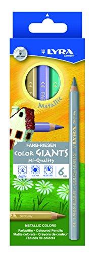 Lyra Colore del Gigante di matite colorate, colori...