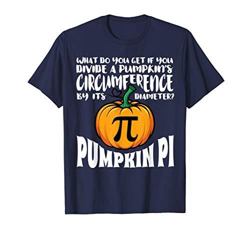 Kostüm Kinder Wortspiel - Mathe-Wortspiel-Kürbis-PU-lustiges Halloween-Kostüm T-Shirt