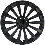 Albrecht Automotive 23233Tapacubos Meridian Black 13pulgadas, 1juego