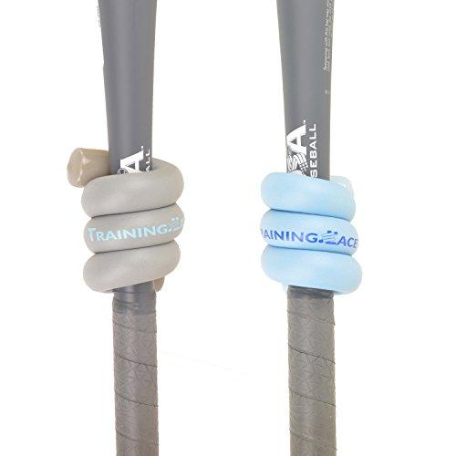 Training Lace Trainingsgewicht - Feldhockey und Lacrosse - (227g und 340g, grau und blau) Lace Wrap-around Wrap