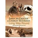 Long Way Round Collection - 8-DVD Box Set ( Long Way Round / Long Way Down / Race to Dakar ) by Ewan McGregor