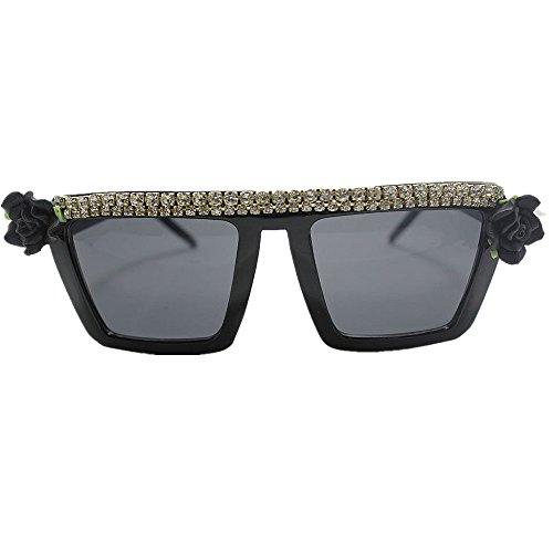 Ppy778 Damen Sonnenbrillen Punk Rock Style Hipster Glasses