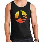 Sunset Parrot Men's Vest