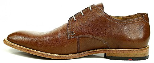 Lloyd Herriot Lacets Chaussures basses homme marron Chevreuil - Reh
