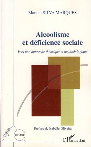 Alcoolisme et déficience sociale : Vers une appro...