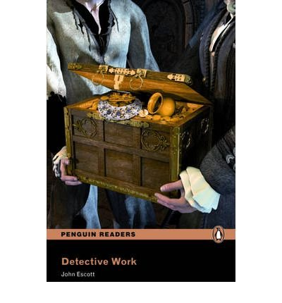 Detective Work & MP3 Pack: Level 4 (Penguin Readers (Graded Readers)) (Mixed media product) - Common