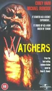 Watchers [VHS]