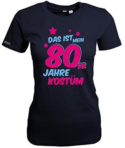HRE KOSTÜM - Navy - WOMEN T-SHIRT by Jayess Gr. M (Disco T-shirts)
