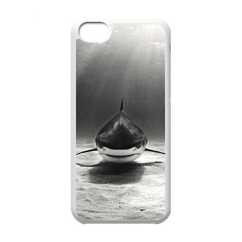 LP-LG Phone Case Of Deep Sea Shark For Iphone 5C [Pattern-6] Pattern-6