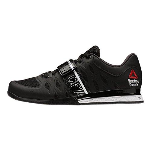 Reebok Crossfit R Lifter Shoe 2.0 Formazione Black/White/Gravel
