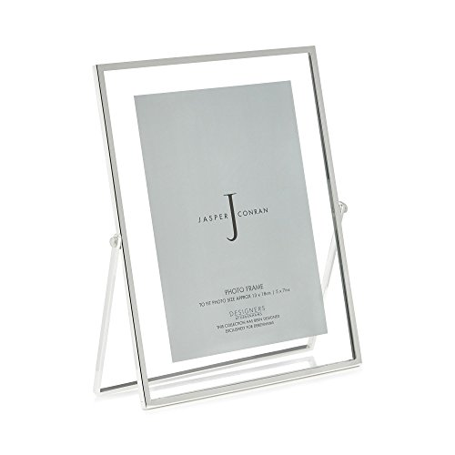 J By Jasper Conran Silver Hinged Photo Frame for sale  Delivered anywhere in UK