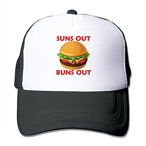 t-ukco-cappellino-da-baseball-uomo-black-taglia-unica