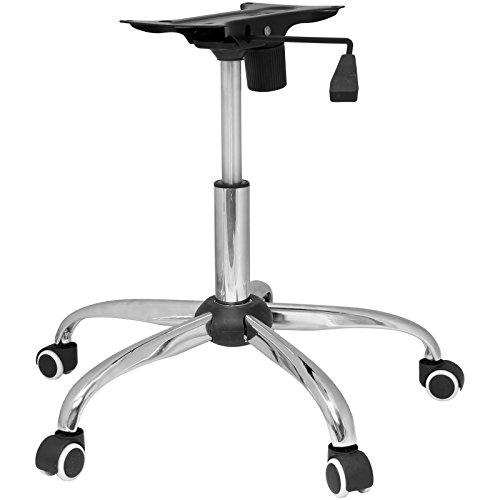 Hartleys Kit de renovación de silla de oficina - Cromado