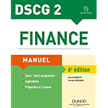 DSCG 2 - Finance - 6e éd. : Manuel (Manuels DSCG) (French Edition)