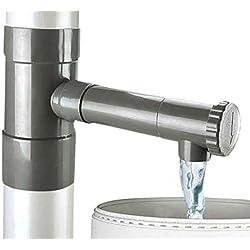 Ribiland 03669 Récupérateur d'eau de Pluie Gris 80 mm