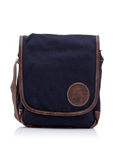 OXBOW, Borsa a spalla, Blu  (Blue), 15 x 5 x 20 cm