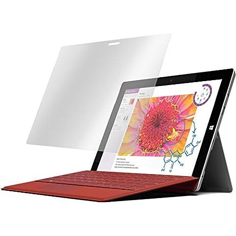 2 x Microsoft Surface 3 protector de pantalla mate - Películas Protectoras