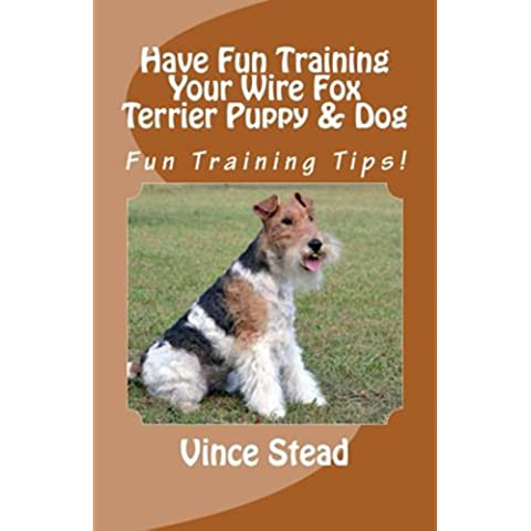 Have Fun Training Your Wire Fox Terrier Puppy & Dog (English Edition)