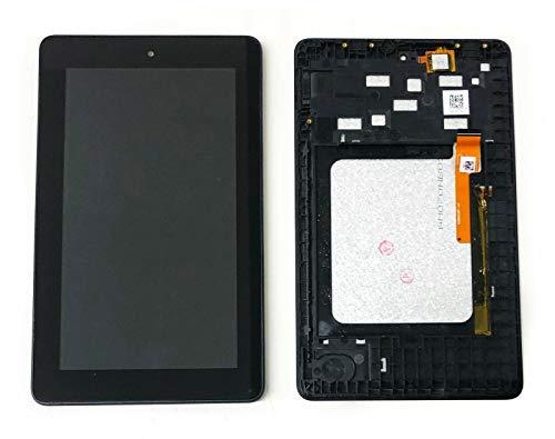 IT Screens Ersatz-LCD-Touchscreen Digitizer für Amazon Kindle Fire HD 5. Generation 2015 SV98LN, Schwarz (Kindle Fire Hd Ersatzteile)