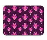 Fashion 3D Print Fußmatte Der Wolf des Waldes Welcome Fußmatte für Innen und Außen 15.7 by 23.6 Purple Iris Flowers6