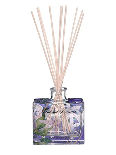 Yankee Candle Midnight Jasmine Signature Reed Diffusor