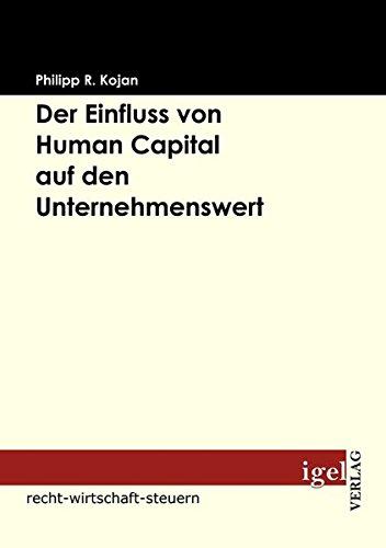 Der Einfluss von Human Capital auf den Unternehmenswert