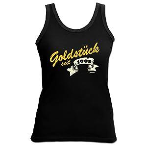 Sexy Tank Top exklusiv zum Geburtstag - Goldstück seit 1995 - Ein cooles Geschenk