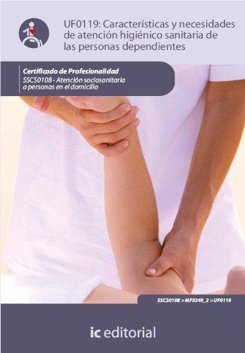 Descargar Libro Características y necesidades de atención higienicosanitaria de las personas dependientes. SSCS0108 de Ana Rosa Muñoz Sánchez