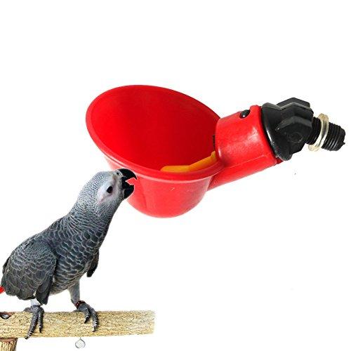 Cool Ring Vogelnapf Wassernapf Halterung Vogel Tränke Napf Tränkeschale Von