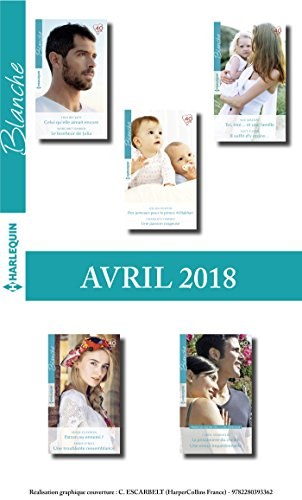 10 romans Blanche (nº1361 à 1365 - Avril 2018) (VMP)