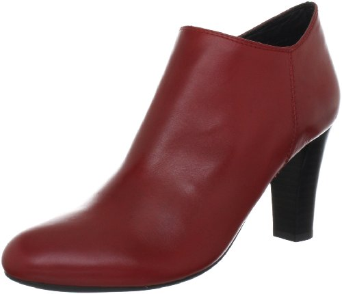 Geox DONNA MARIAN 2 D24Q3W00081C7000, Stivaletti donna, Rosso (Rot (red C7000)), 35