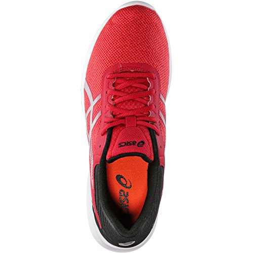 Asics Nitrofuze, Chaussures de Running Homme rouge/noir
