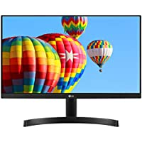 "LG 22MK600M-B - Monitor FHD de 54,6 cm (21,5"") con Panel IPS (1920 x 1080 píxeles, 16:9, 250 cd/m², NTSC >72%, 1000:1, 5 ms, 75 Hz) Color Negro"