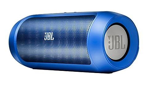 JBL Charge 2 Wireless Bluetooth Stereo-Lautsprecher (Drahtloser, mit Aufladbarer Batterie,