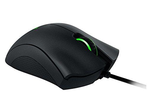 Razer DeathAdder Chroma RGB beleuchtete Ergonomische Gaming Maus (10.000 dpi Sensor) - 2