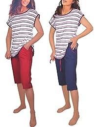 ca51ca6c01b3ff Suchergebnis auf Amazon.de für: Schlafanzug Damen - Schlafanzüge und ...