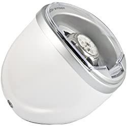 Time Tutelary Automatic Watch Winder - White