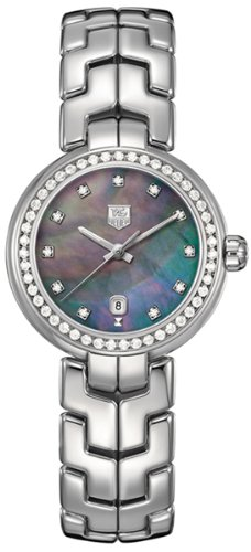 TAG Heuer enlace reloj de las mujeres wat1419, ba0954