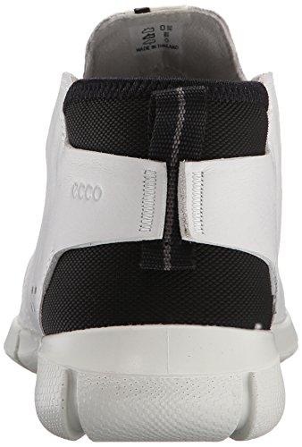 Ecco ECCO INTRINSIC 1, Sneakers basses femme Blanc - Weiß (WHITE01007)