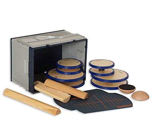 pedalo Balance-Box Balance Board Holz-Trainer Gleichgewicht (Balance Board, Holz)
