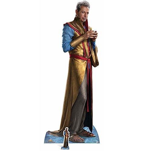 Bebegavroche Figurine en Carton Grandmaster Thor Ragnarok Marvel
